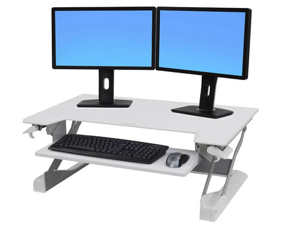 ERgomotion-Workfit-desktop-standing-desk-white