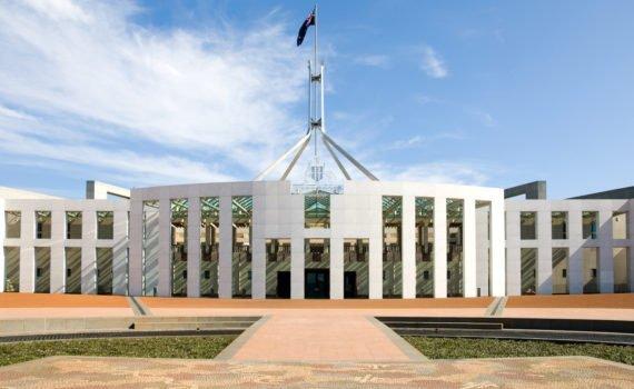 Parilament-House-Canberra-Australia