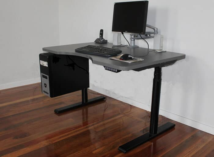 Magnificent Making The Switch To A Standing Desk Home Remodeling Inspirations Gresiscottssportslandcom