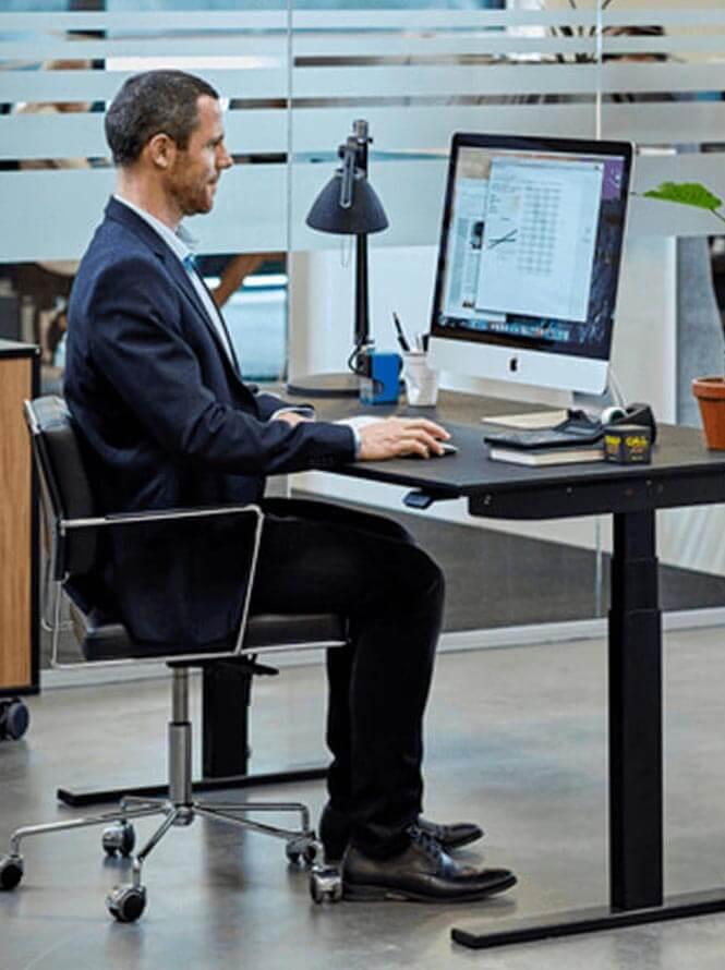 Electric-Height-Adjustable-Desk