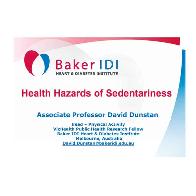 certificate-health-hazards-of-sedentariness-david-dunstan