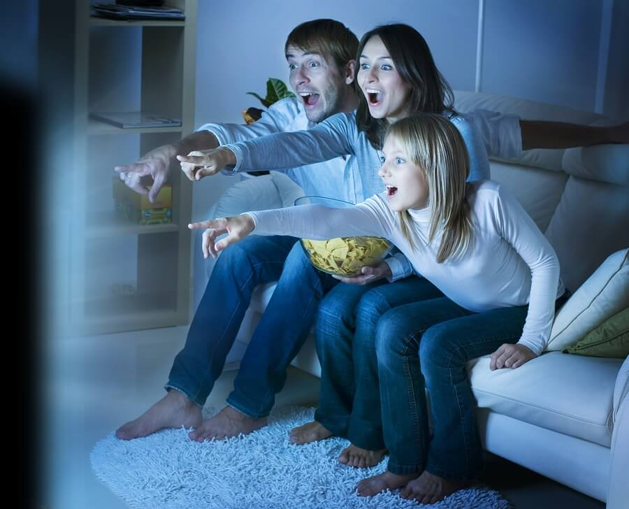 Motorised TV lifts for home theatre