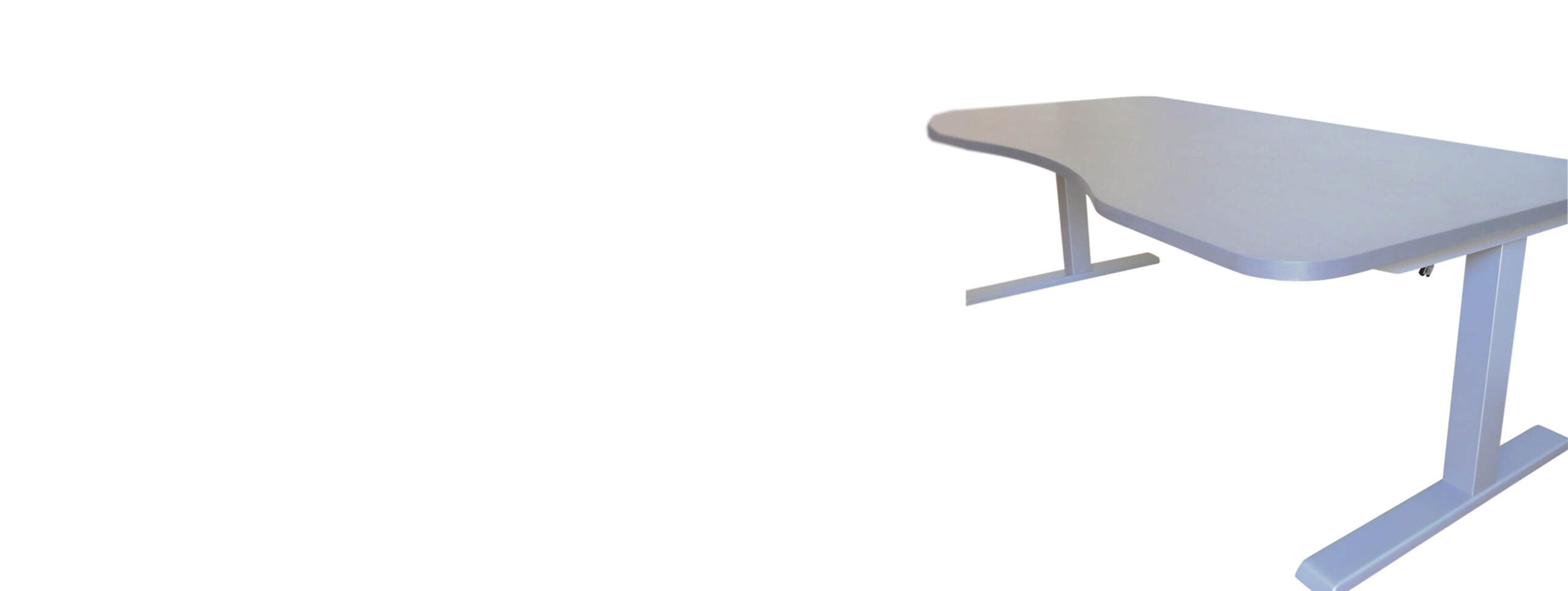 color-white-DL-17-Standing-Desk-Australia-with-a-background-of-white