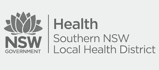 Ergomotion standing desk client Southern NSW Local Health District