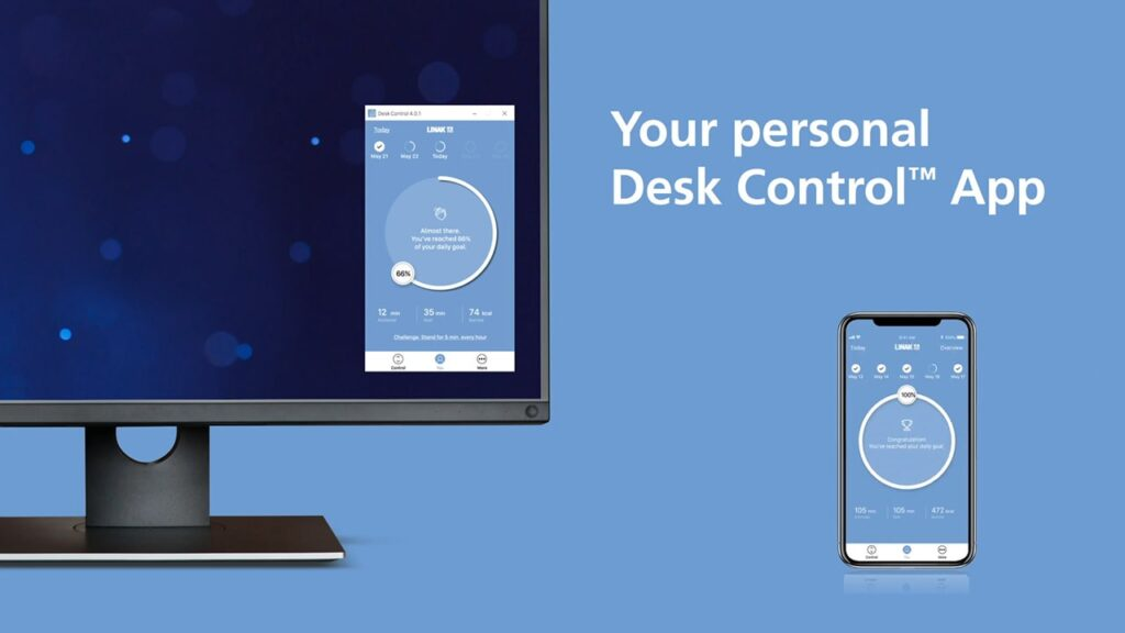 How to use Desk Control App